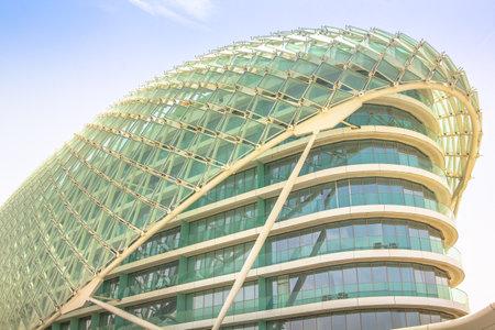 Yas Viceroy Abu Dhabi Editorial