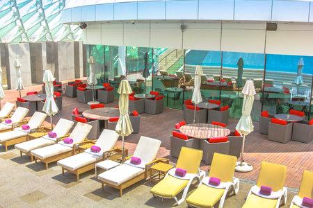 holidays: Luxury relax holidays concept
