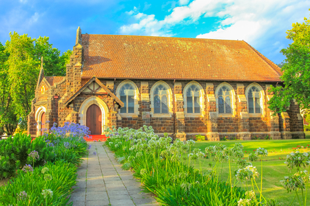 St George\'s Anglican Church Stock Photos. Royalty Free St George\'s ...