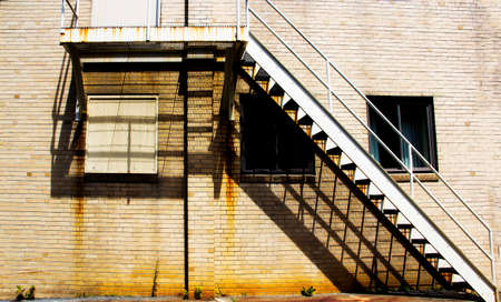 Stairs in Bar Harbor Maine Sajtókép