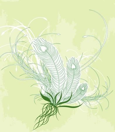 scrape: element for design, vector illustration.(AI 8 eps)