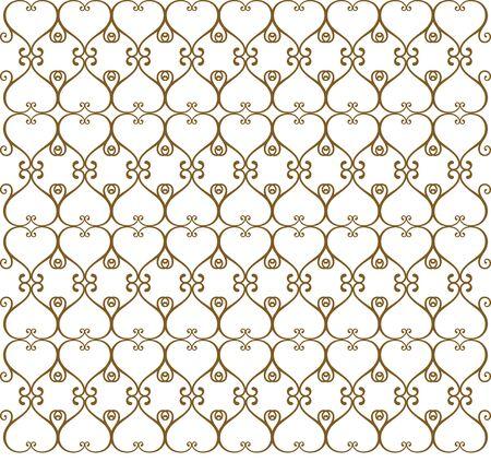 gold plaque: element for design, vector illustration.(AI 8 eps)