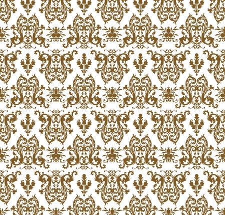 royal design pattern Illustration