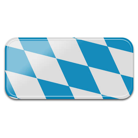reflektion: Bavaria, Germany Stock Photo