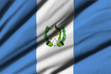 bandera de guatemala: High detailed waving flag of different countries from all over the world.