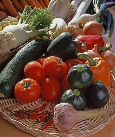 carot: The vegetables of the very fresh market Stock Photo