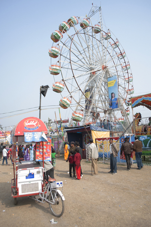 Sonepur Cattle Fair, Munger, India