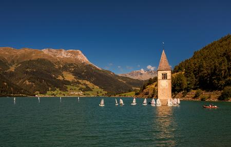 South Tyrolean landscape