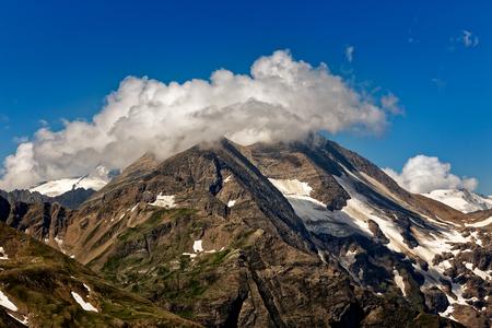 Grossglockner High Alpine Road - Austria.