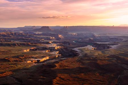 Green River Overlook, Canyonlands National Park, Moab, UT