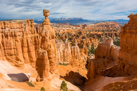 Thors Hammer in Bryce Canyon National Park
