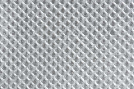 Macro image of the texture of paper towelling Stock Photo