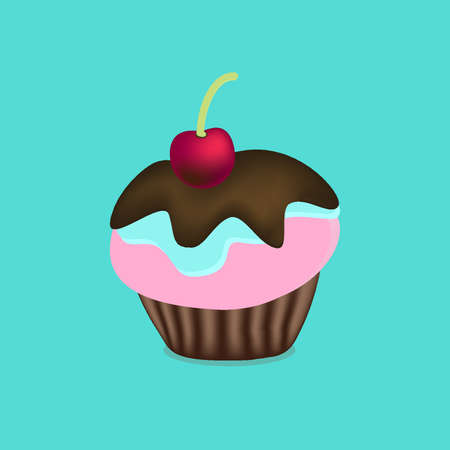fruitcakes: Cupcake