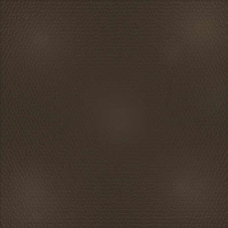 Seamless brown leather texture background photo