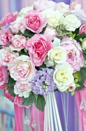 Flowers bouquet arrange for decoration