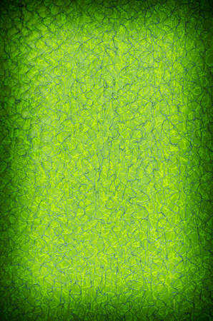 Green abstract background from vinyl fiber