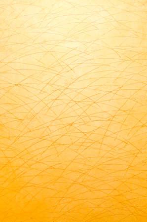 sandblasted: Abstract golden texture of sandblasted glass