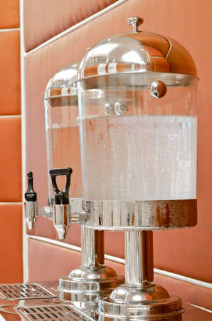 Cold water dispensers, water cooler photo