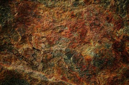 Abstract grunge  red rock texture background Standard-Bild