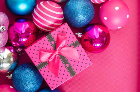 Merry Christmas and Happy New Year gift giving