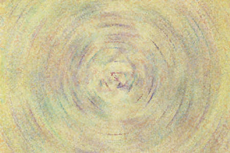 Generative circle or ellipse pixel mosaic for design wallpaper, texture or background., motion blur
