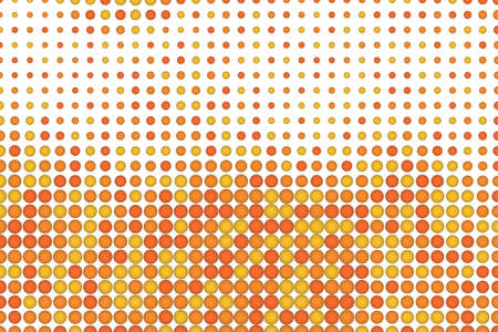 Colored 3D sphere, circle or ellipse pattern for design wallpaper, texture or background