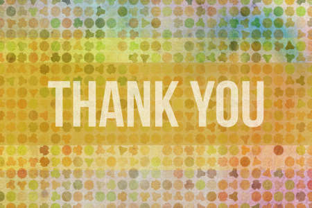 Thank you, word cloud, for design wallpaper, texture or background. Фото со стока - 97864120