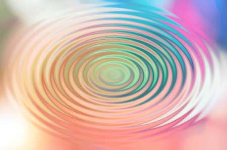 Abstract, colorful, dropping wave circle, background for web page, graphic design, catalog or wallpaper.