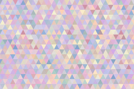 Abstract geometric background with triangle strip. Vector illustration graphic.