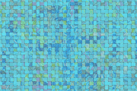 Abstract woven mat pattern. Good for web page, wallpaper, graphic design, catalog, texture or background.