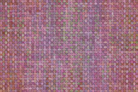 Woven mat pattern illustrations background abstract, rattan texture. 版權商用圖片