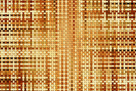 Background for web page, graphic design, catalog or texture, rattan woven mat pattern. 版權商用圖片