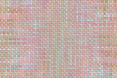 Abstract background with woven mat pattern.