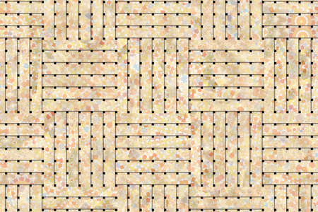 Texture background rattan. Abstract woven mat, For graphic resource.