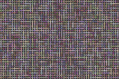 Conceptual background woven mat for design catalog or texture.