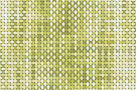 Artistic woven mat rattan background abstract.