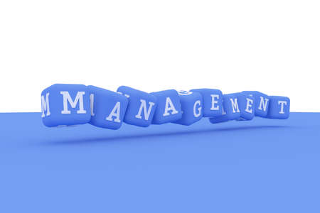 Management, business keyword. Graphic resource, texture or background, for web page or design.