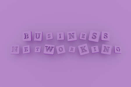 Business Networking, business keyword. Graphic resource, texture or background, for web page or design.