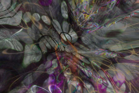 Blur dreamy. Abstract fluid effects. For web page, wallpaper, graphic design, texture or background. 免版税图像