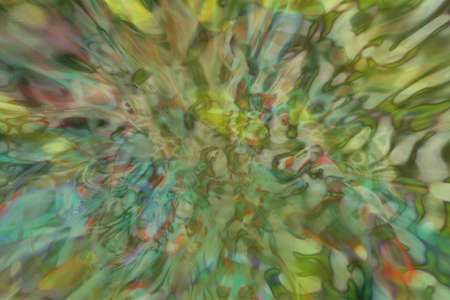 Blur dreamy, abstract illustrations of fluid effects, conceptual. For design background. 免版税图像