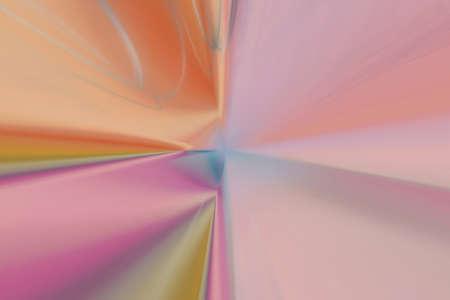 Conceptual background, blur dreamy, fluid effects for design catalog or texture. 免版税图像