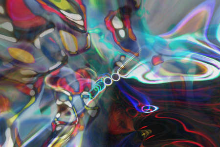 Artistic fluid effects blur dreamy background abstract.