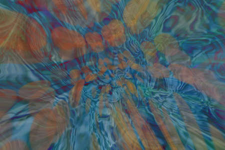 Blur dreamy fluid effects illustrations background, for graphic design or wallpapers.