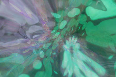 Blur dreamy, abstract illustrations of fluid effects, conceptual. For design background. 免版税图像 - 145529826