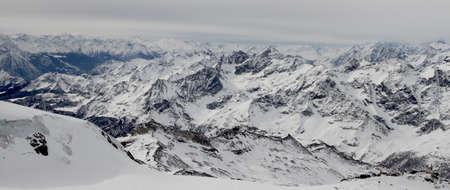Swiss and Italian Alps