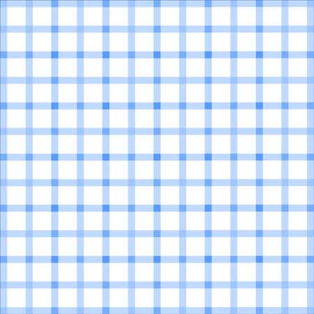 Light Blue Gingham Pattern Background vector 矢量图像