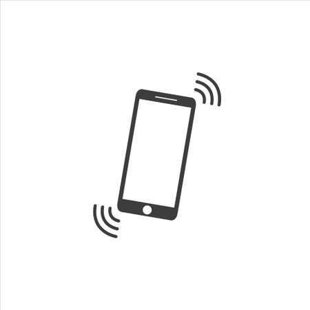 Phone shake icon, mobile shake vector 矢量图像
