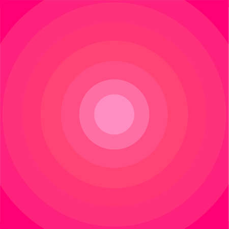 Different tones of pink color in circle 免版税图像 - 157571080