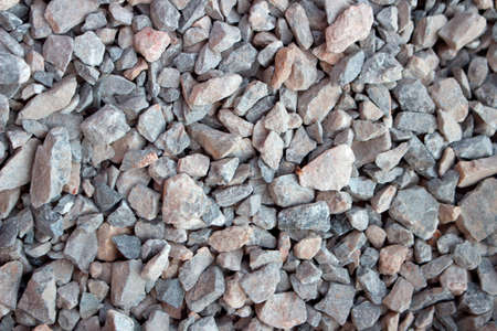 Gravel pebbles stone texture seamless texture