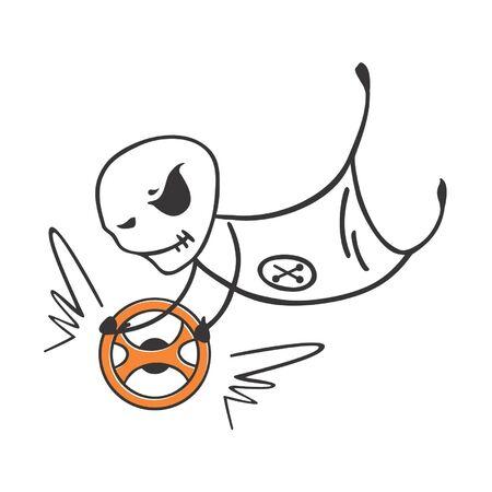 cunning: Kliasnik - moscas, se queda al volante del coche